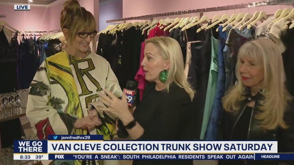 Project Runway competitor talks fashion, upcoming trunk show