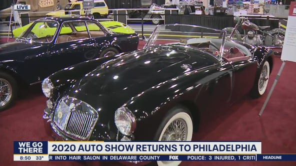 2020 Auto Show returns to Philadelphia
