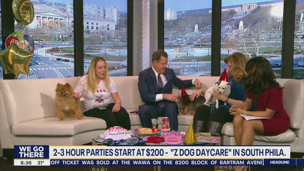 Good Day celebrates National Love Your Pet Day with a 'pawty'