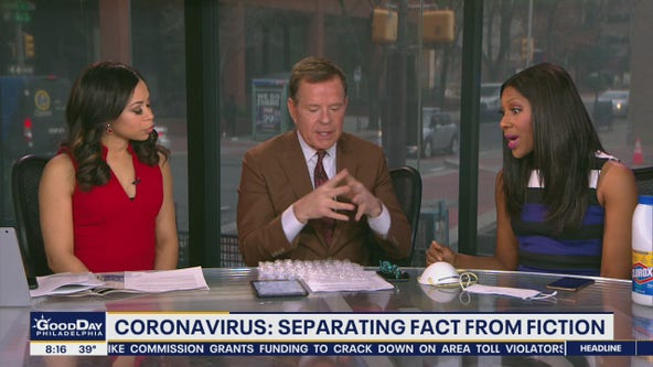 Debunking myths about the coronavirus as it spreads worldwide