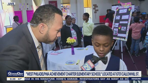 Elementary students learn about Black Wall Street and more for Black History Month