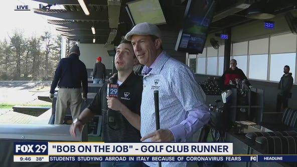 Bob on the Job: Golf club runner at Topgolf in Mount Laurel