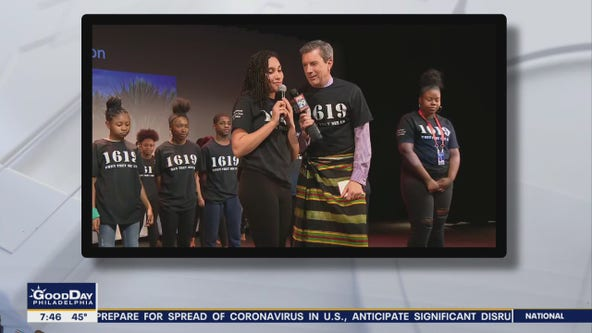 Bob Kelly becomes honorary member of school's hip-hop club in Montgomery County