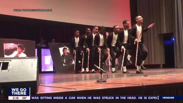 Kappa Alpha Psi fraternity teaches young men to raise the bar, uphold values