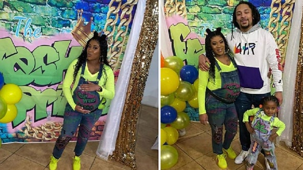 Philadelphia woman thrown baby shower inspired by 'TheFresh Prince of Bel-Air'