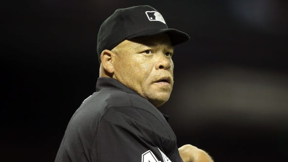AP: MLB appoints 1st black umpire crew chief