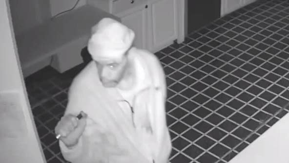 Police searching for alleged South Philadelphia arson suspect