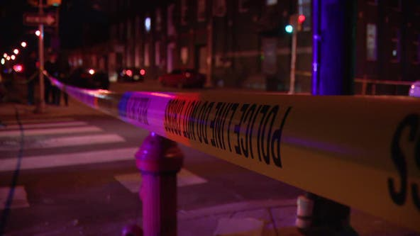 Double shooting in Kensington leaves man in critical condition