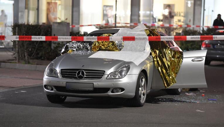 Dead by gunfire in Hanau