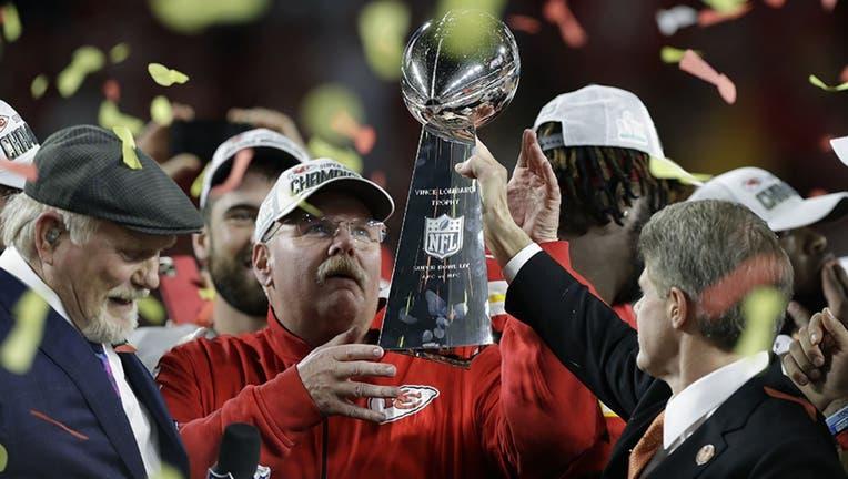Andy Reid Super Bowl LIV