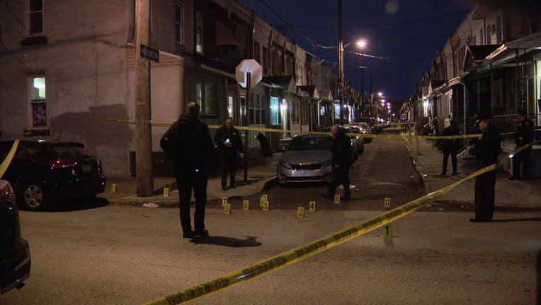 Fitzgerald Street triple shooting