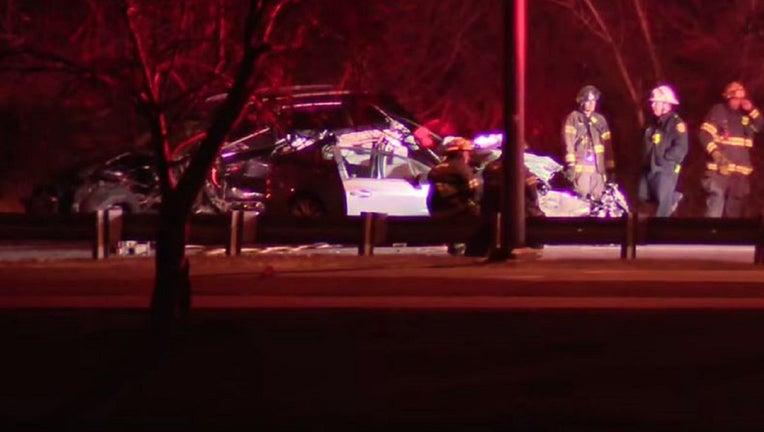 Kelly Drive fatal crash