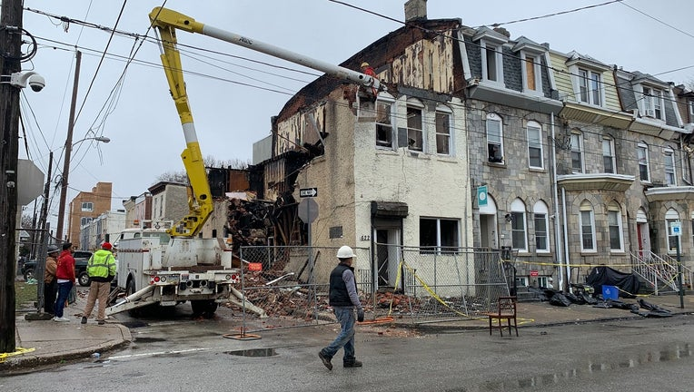 Mantua building collapse
