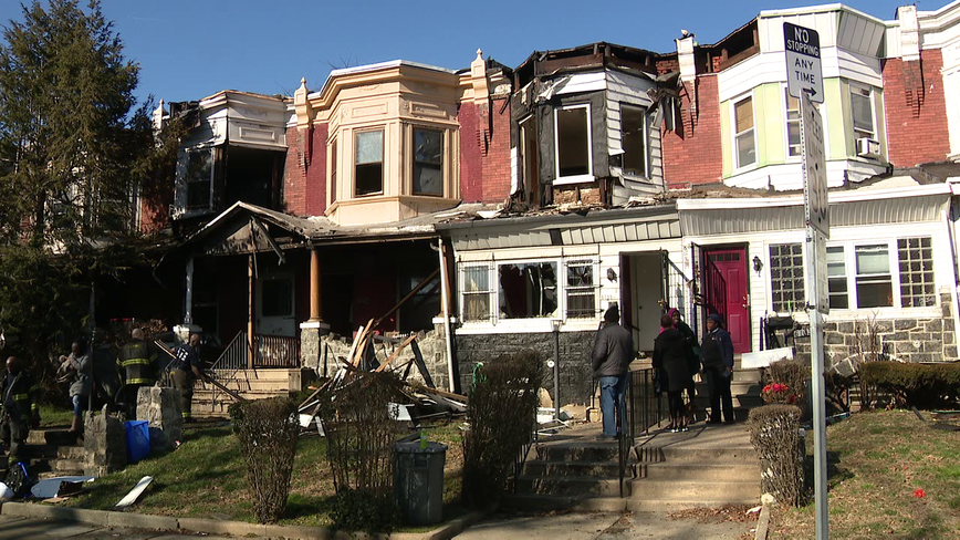 Community comes together after devastating West Philadelphia fire displaces 24