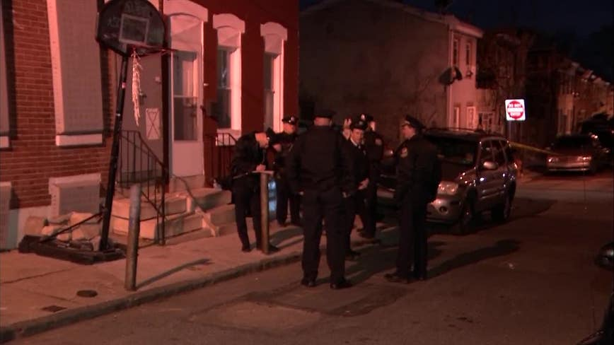Police: 2 men found shot to death inside Kensington home