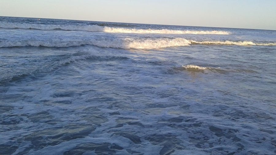 Police recover body of missing swimmer off coast of Atlantic City