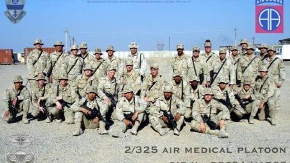 Weekend retreat to combat veteran suicides