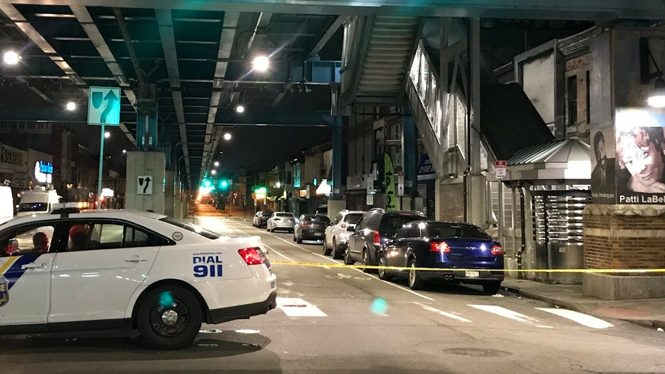 A 30-year-old man is critically wounded following a triple shooting in West Philadelphia.