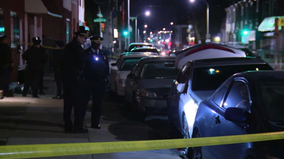 Frankford Avenue home invasion, shooting
