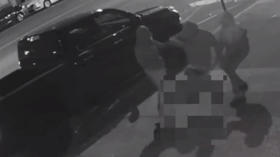 South Broad Street assault, robbery