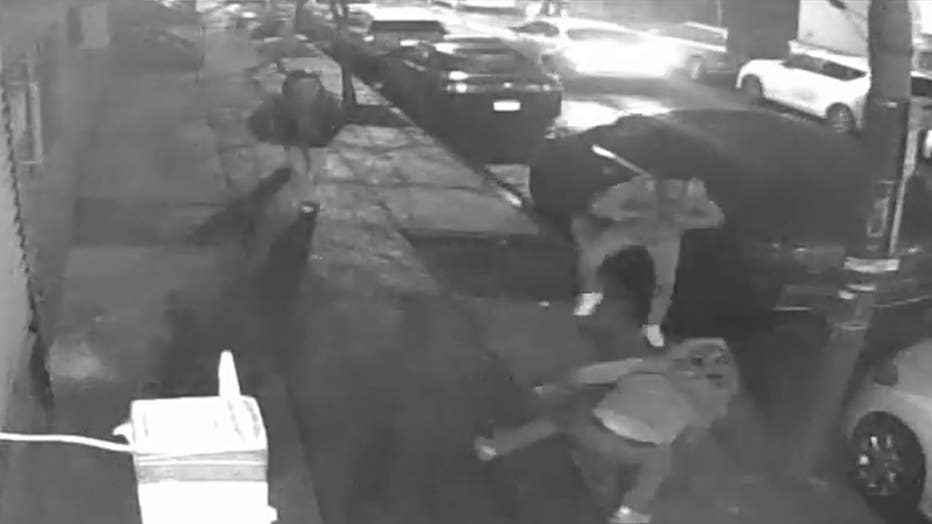 Police search for suspects in string of South Philadelphia robberies