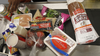 Experts suggest a fixation on wiping down groceries can be overkill
