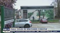 Coronavirus cases hit Philadelphia nursing homes