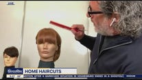 Frank Rizzieri gives tips for at-home haircuts