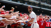 Report: Phillies instruct players to not sign autographs before games over coronavirus concerns