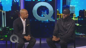 Will Peoples stops by The Q