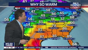 FOX 29's Weather Authority: 7-Day Forecast (Friday update)