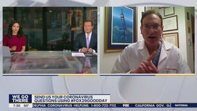 Dr. Mike answers viewers' COVID-19 questions on Good Day Philadelphia