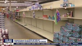 Grocery stores, markets running out of essentials during COVID-19 crisis