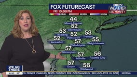 Weather Authority: Sunny and pleasant Thursday slated for region