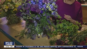 Former White House florist reveals tricks of the trade