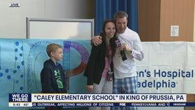 Kelly's Classroom: Caley Elementary School