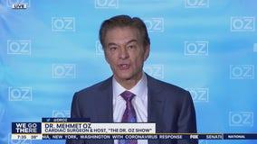 Dr. Oz explains latest research surrounding COVID-19