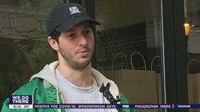 Philadelphia restaurant owner raises money to feed hospital workers