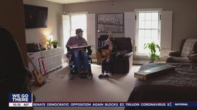 South Jersey musician struggling after canceling shows during coronavirus pandemic