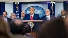President Trump signs $8.3 billion bill to combat coronavirus outbreak in US