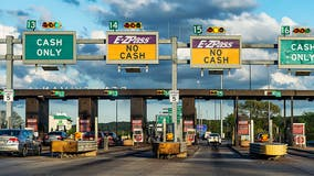 Officials implement no-cash policy on Pennsylvania Turnpike to prevent spread of COVID-19