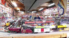 Bucks County man selling off extensive train collection after 40 years