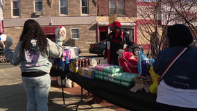 Community works together to help each other in Point Breeze