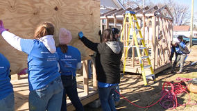 Strong women help strong women rebuild lives in Salem County through home building