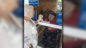Elderly Tampa couple separated while assisted living facility locked down due to COVID-19