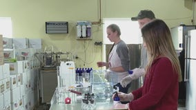 Lehigh Valley distillery makes hand sanitizer during coronavirus outbreak