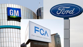 Ford, General Motors, Fiat Chrysler shutting down factories amid Coronavirus
