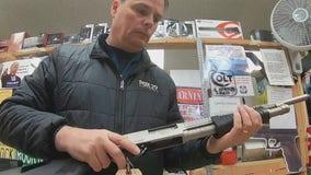 COVID-19 concerns sends shoppers to gun shops