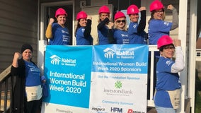 Women come together to build home for deserving Gloucester County family