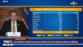 New York coronavirus cases jump to more than 15,000